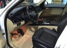 Detailing auto interior